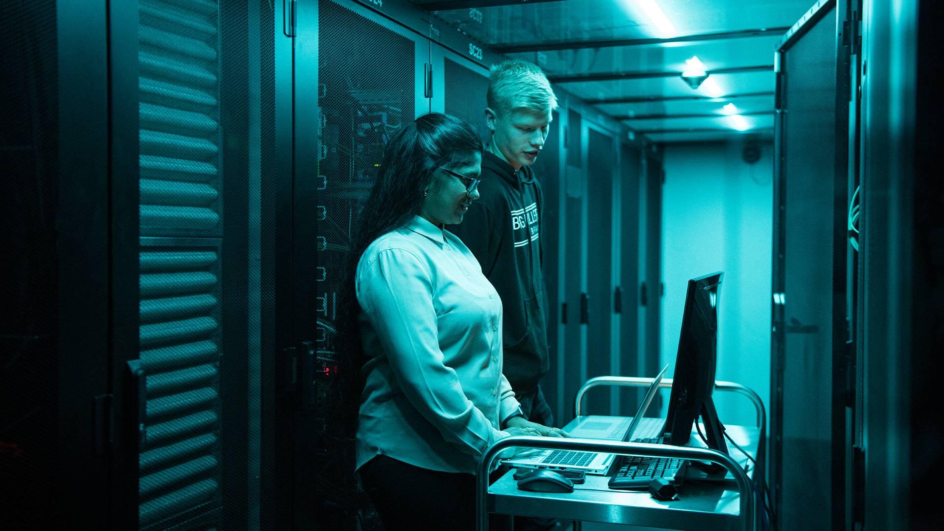 IT Serverroom