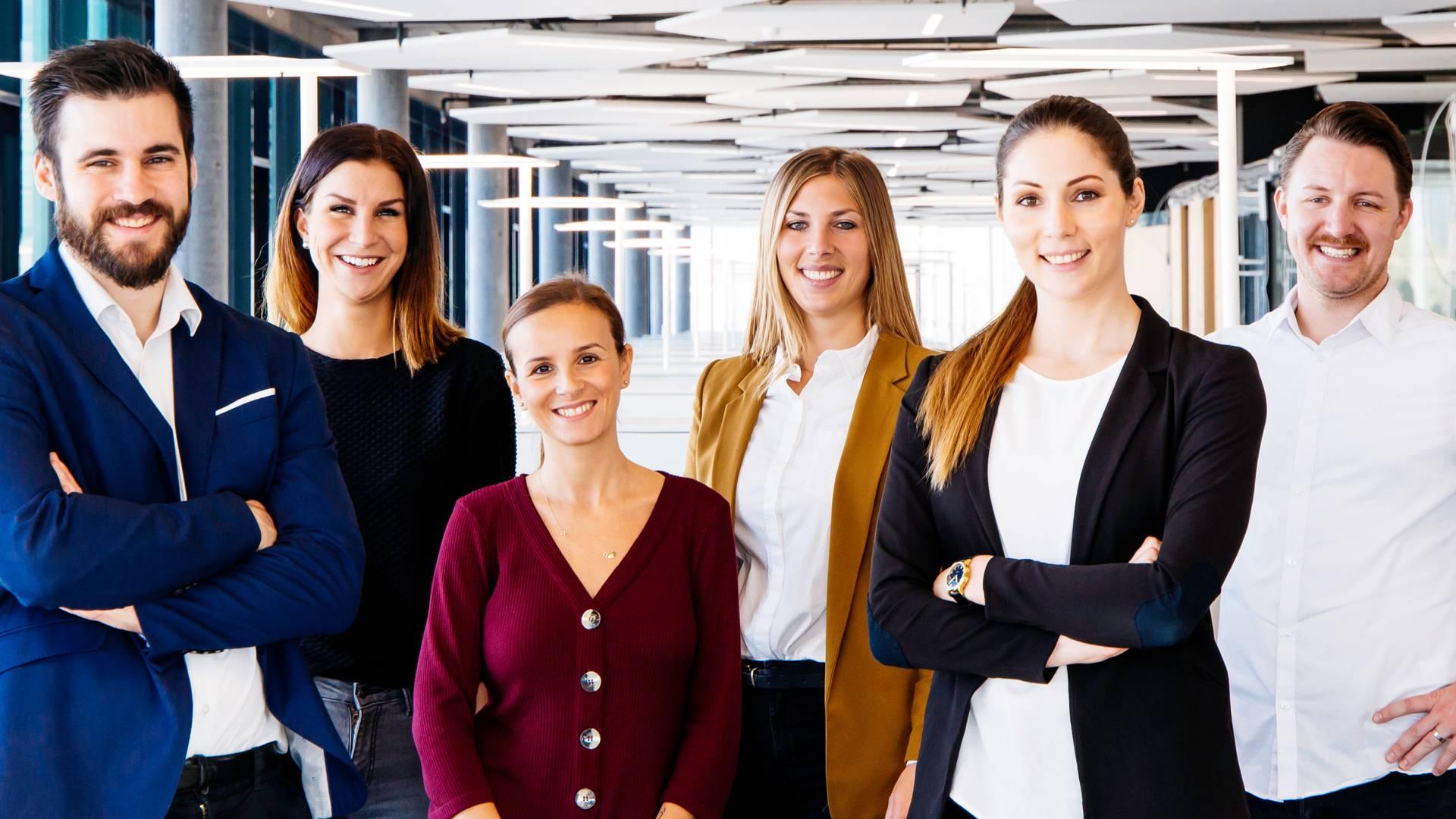 Team Unternehmenskommunikation