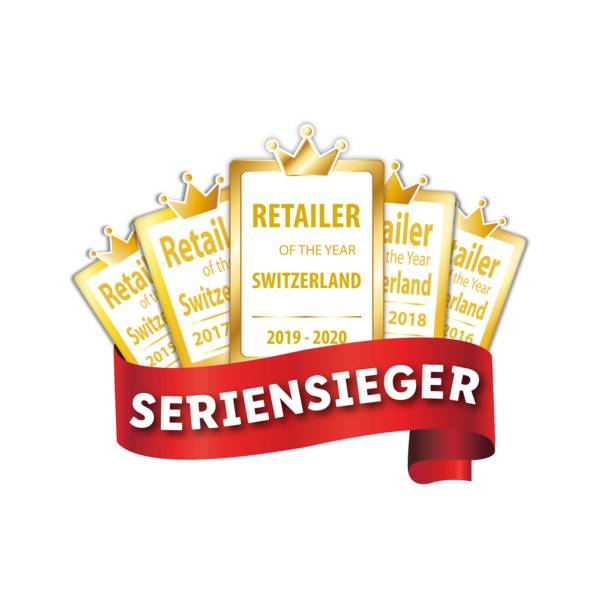 Retailer of the Year Switzerland
